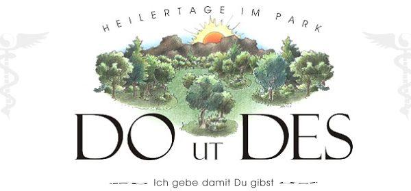 DO UT DES Heilertage im Chiemgau