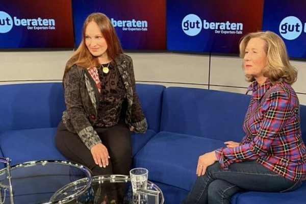 Annette Müller im Interview mit Martina Hautau